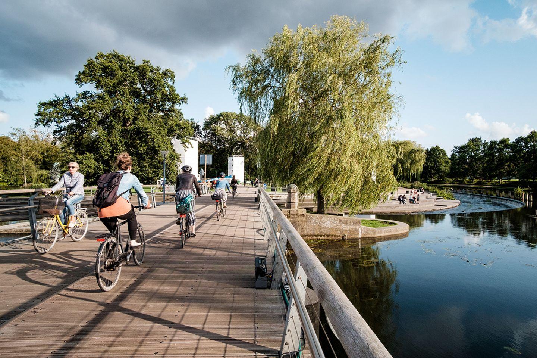 Radeln in Odense
