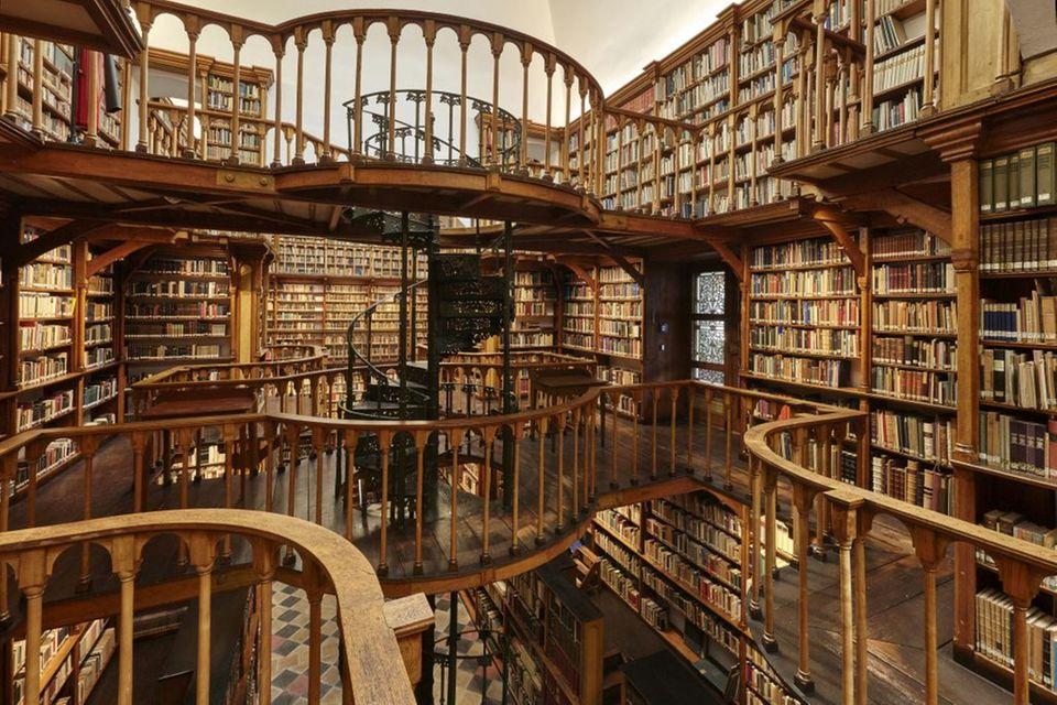 Klosterbibliothek Abtei Maria Laach