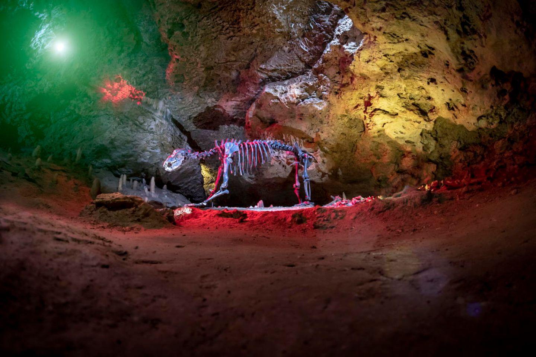 Teufelshöhle in der Fränkischen Schweiz