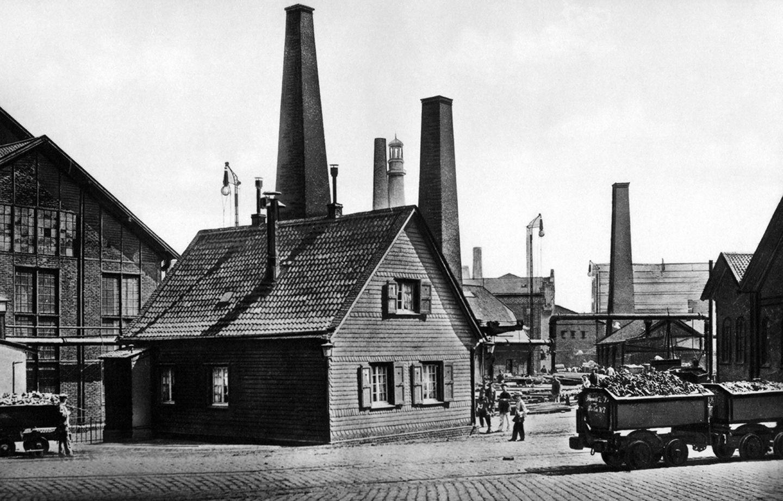 Krupp Werksgelände