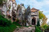 Burgruine, Burg Ojców