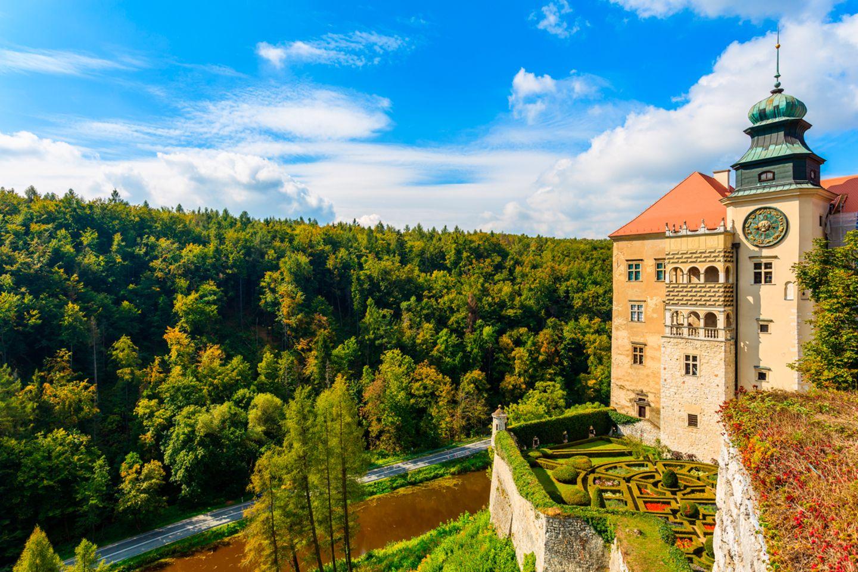 Schloss Pieskowa Skala
