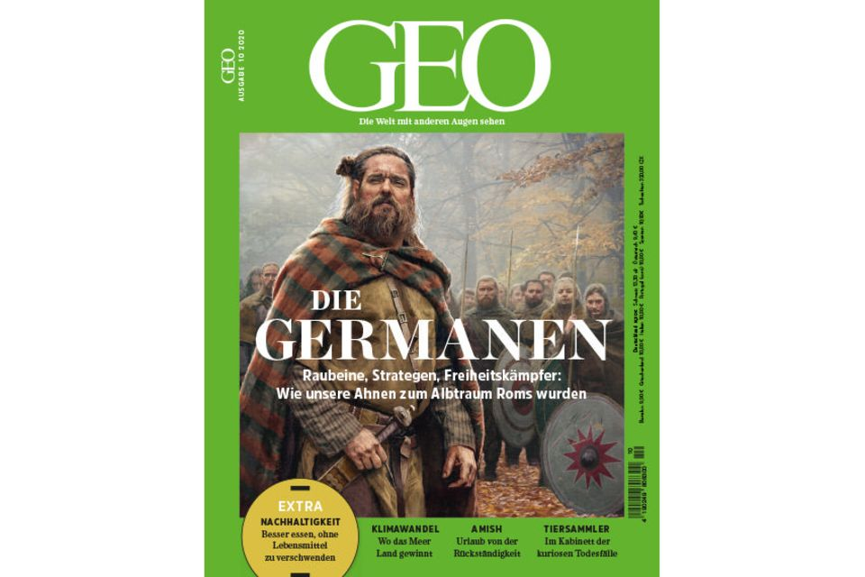 GEO Nr. 10/2020 - Die Germanen