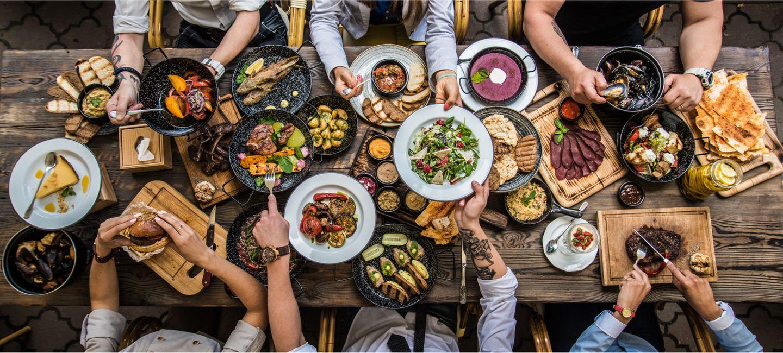 Übergewicht: Übergewicht ist Essenverschwendung, sagen italienische Forscher. Doch: Wie misst man das? Wo hört der Genuss auf, wo fängt die Verschwendung an?