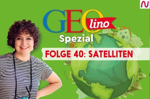 GEOlino Spezial - der Wissenspodcast: Folge 40: Satelliten