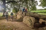 Megalithen, Wéris