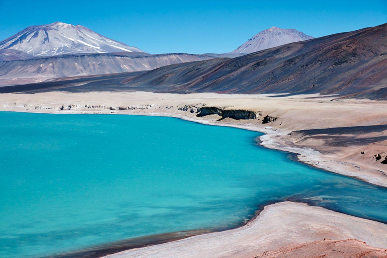 Laguna Verde, Chile