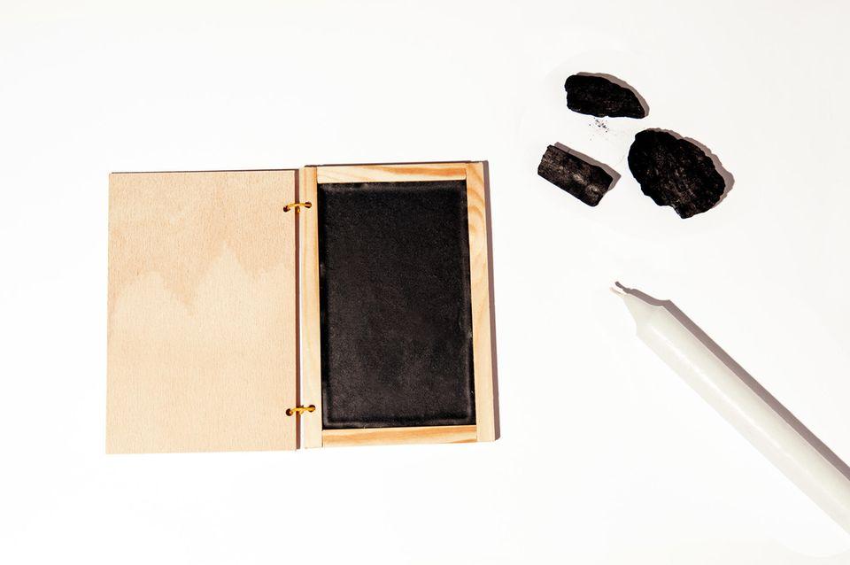 Anleitung: So baut ihr eine römische Schreibtafel