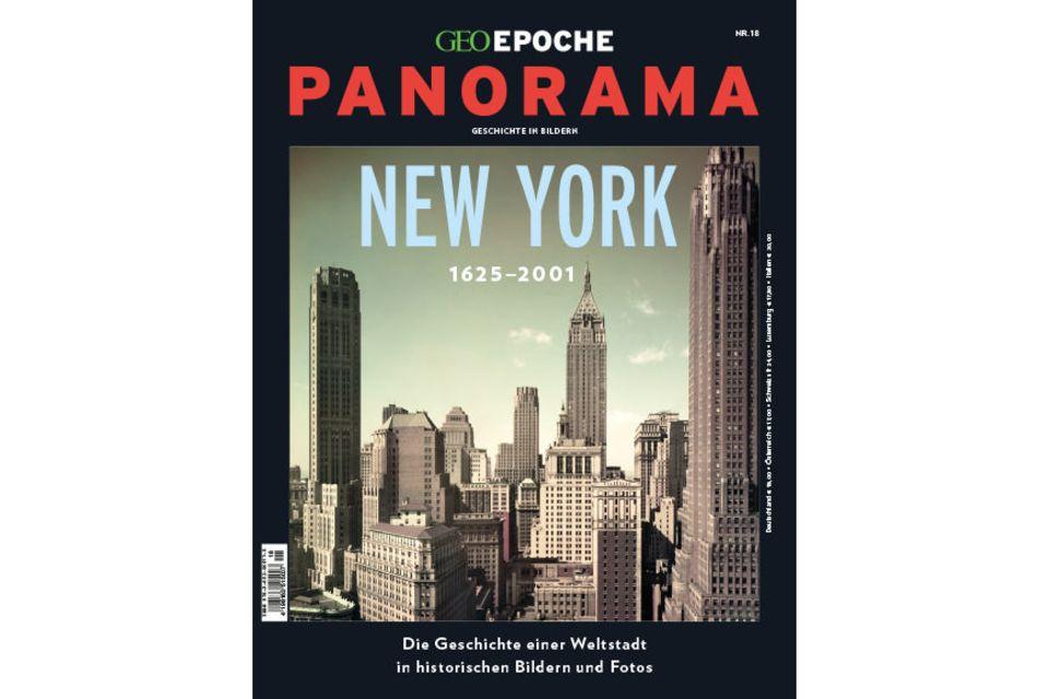 GEO Epoche Panorama - New York
