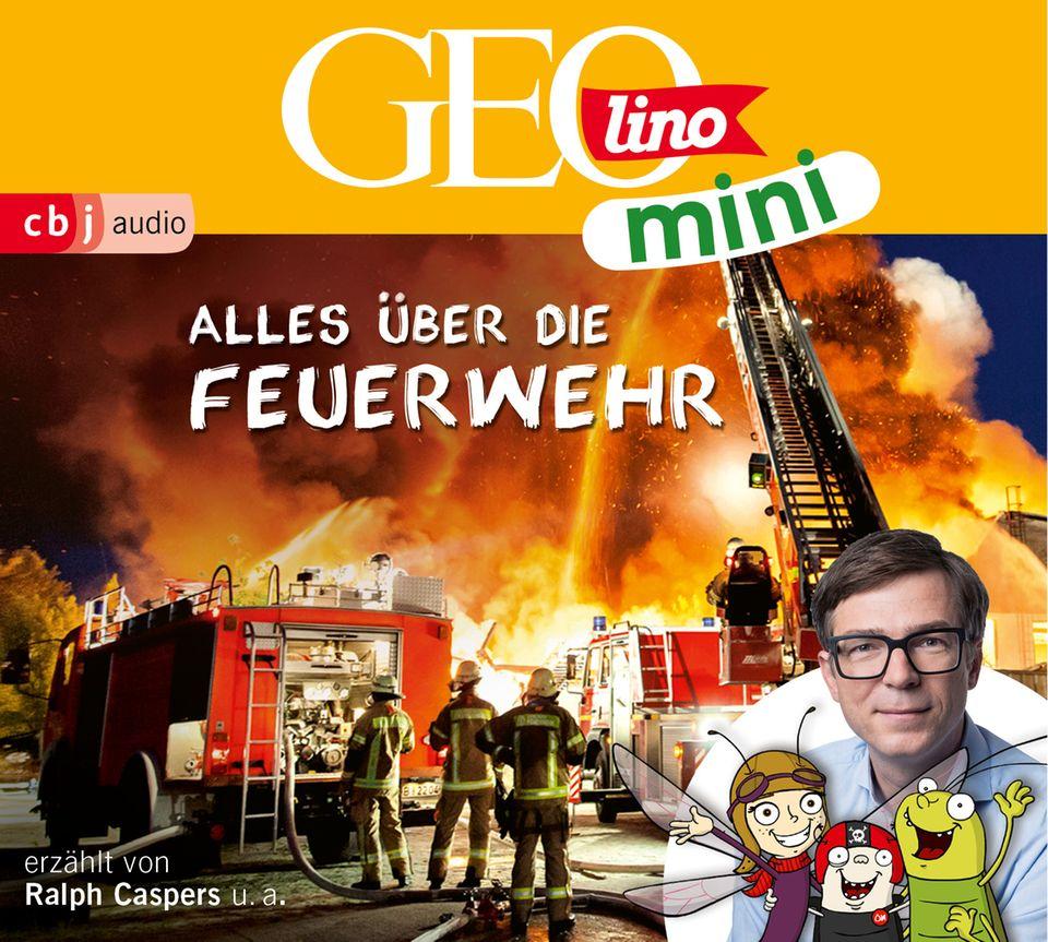 Hörspieltipp: GEOlino Mini Hörspiele Band 1+2
