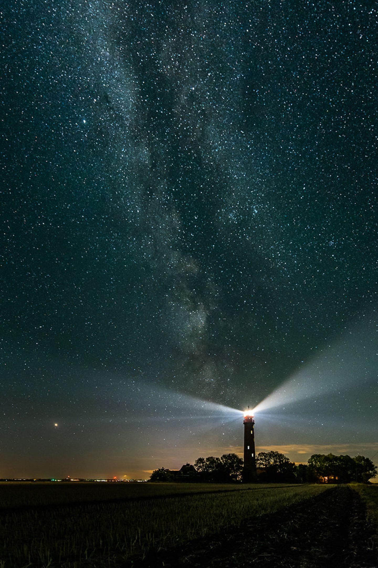 Flügger Leuchtturm, Fehmarn