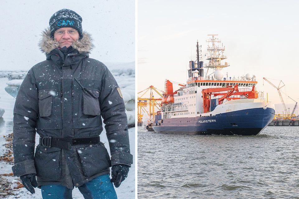 Markus Rex, Polarstern