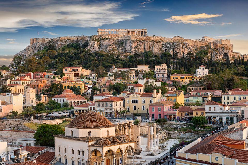 Athen, Griechenlands Hauptstadt