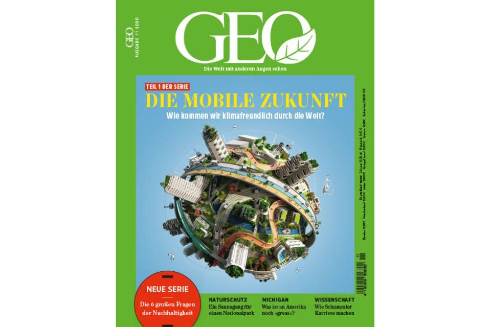 GEO - Die mobile Zukunft