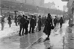 New York um 1900