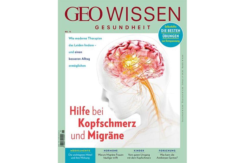 GEO Wissen Gesundheit - Kofpschmerzen