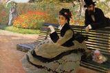 Claude Monet - Camille