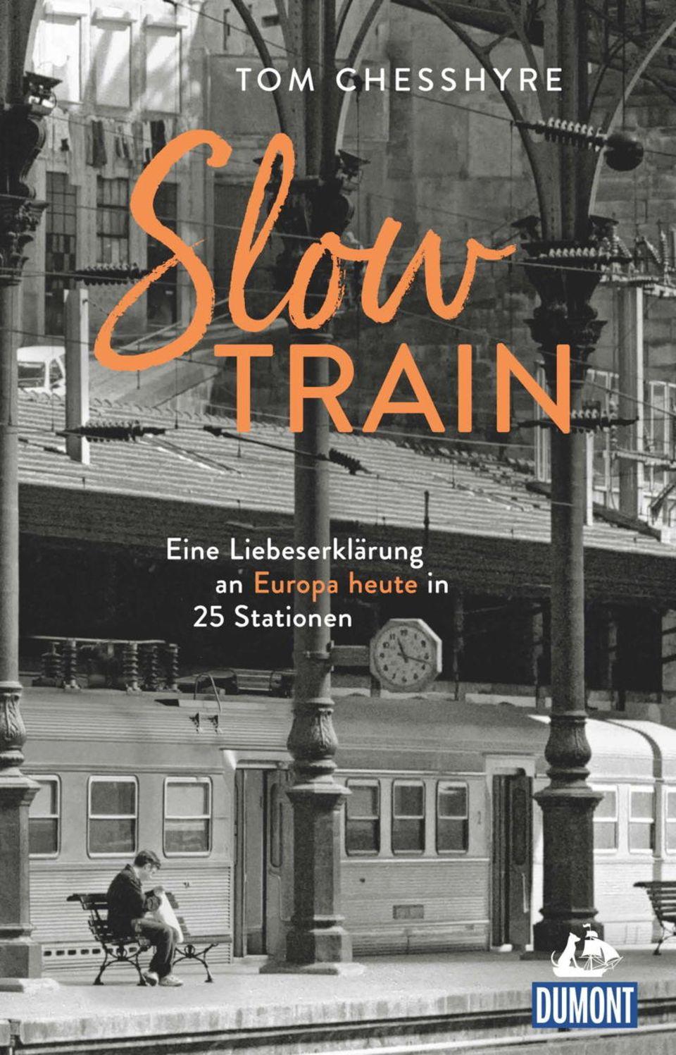 Slow Train Buchcover