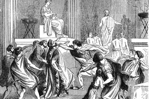 Podcast-Folge 17: Mord im Theater: Ließ Alexander der Große seinen Vater töten?