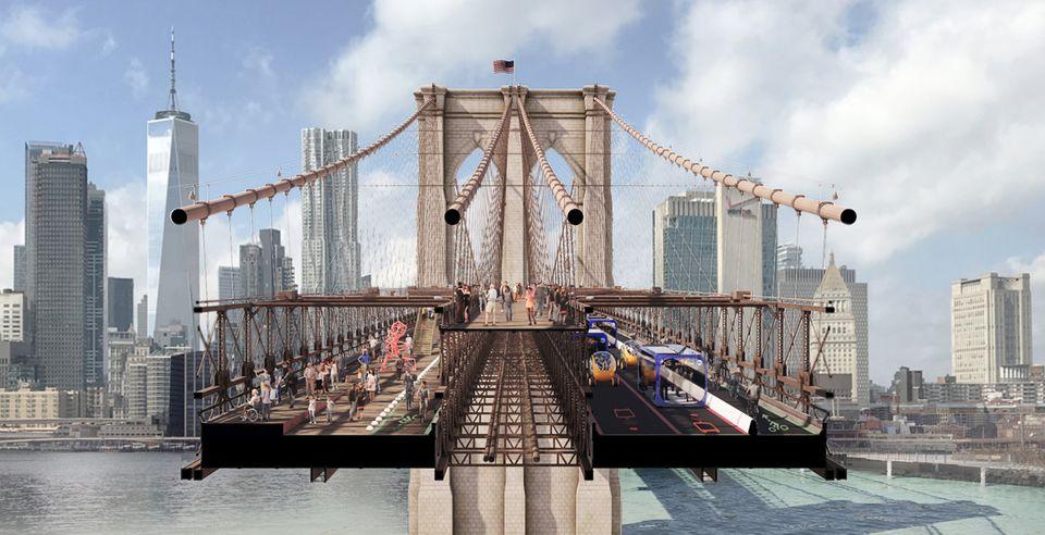 Die Brooklyn Bridge der Zukunft