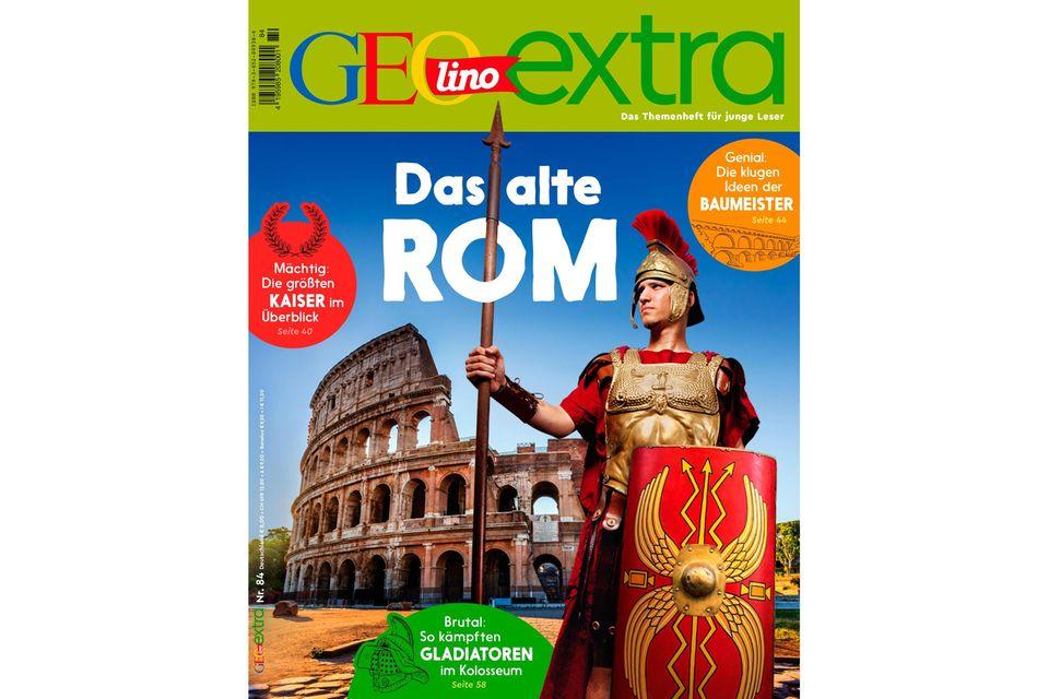 GEOlino Extra Nr. 84: Das alte Rom