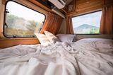Komfortabler Campervan
