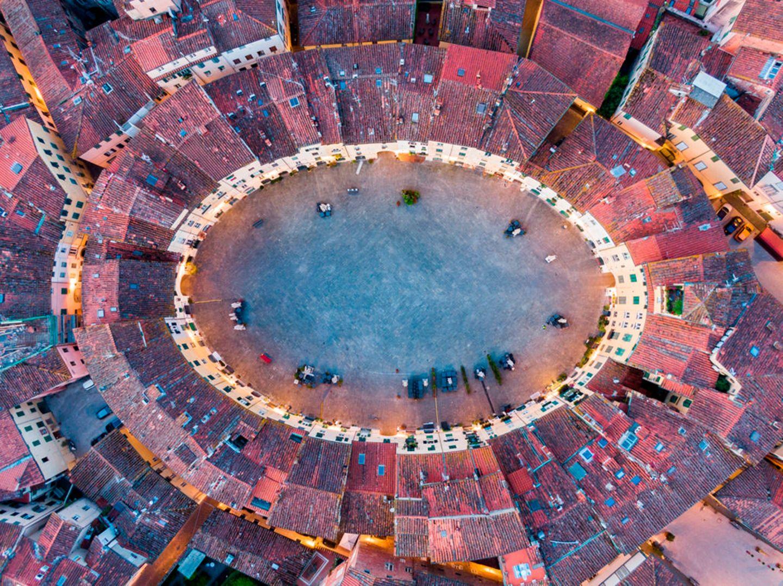 Preisgekrönte Fotografie: Drohnen-Bilder zeigen die Welt im Bann der Pandemie - Bild 2