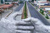 Preisgekrönte Fotografie: Drohnen-Bilder zeigen die Welt im Bann der Pandemie - Bild 8