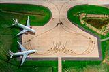 Preisgekrönte Fotografie: Drohnen-Bilder zeigen die Welt im Bann der Pandemie - Bild 9