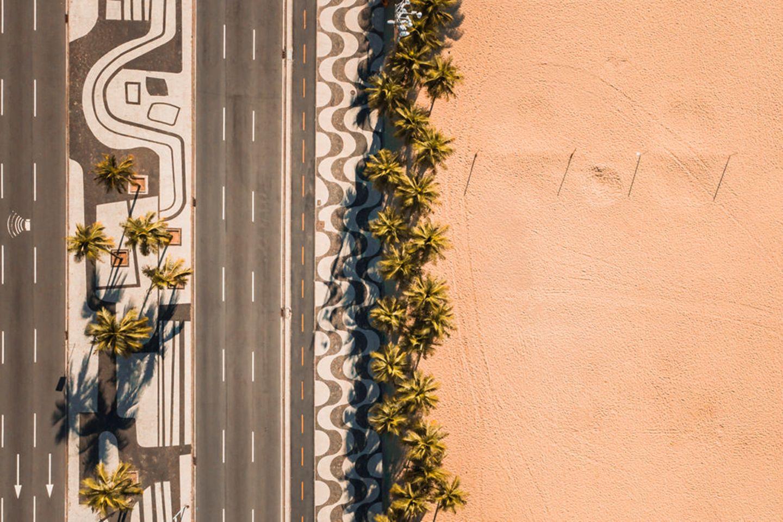 Preisgekrönte Fotografie: Drohnen-Bilder zeigen die Welt im Bann der Pandemie - Bild 3