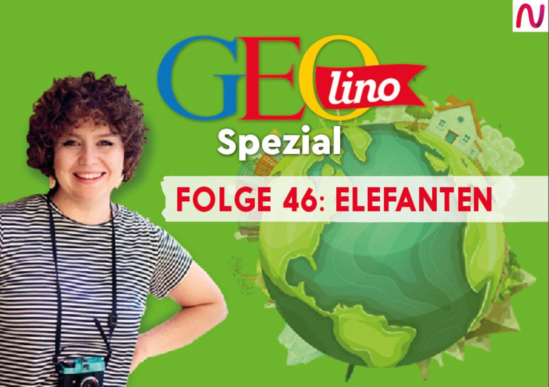 GEOlino Spezial - der Wissenspodcast: Folge 46: Elefanten
