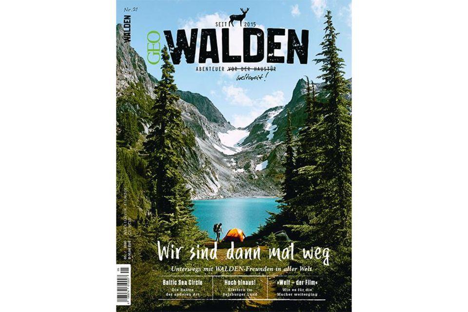 WALDEN - Wir sind dann mal weg