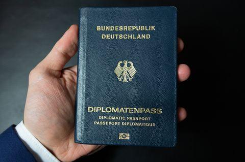 Diplomatenpass