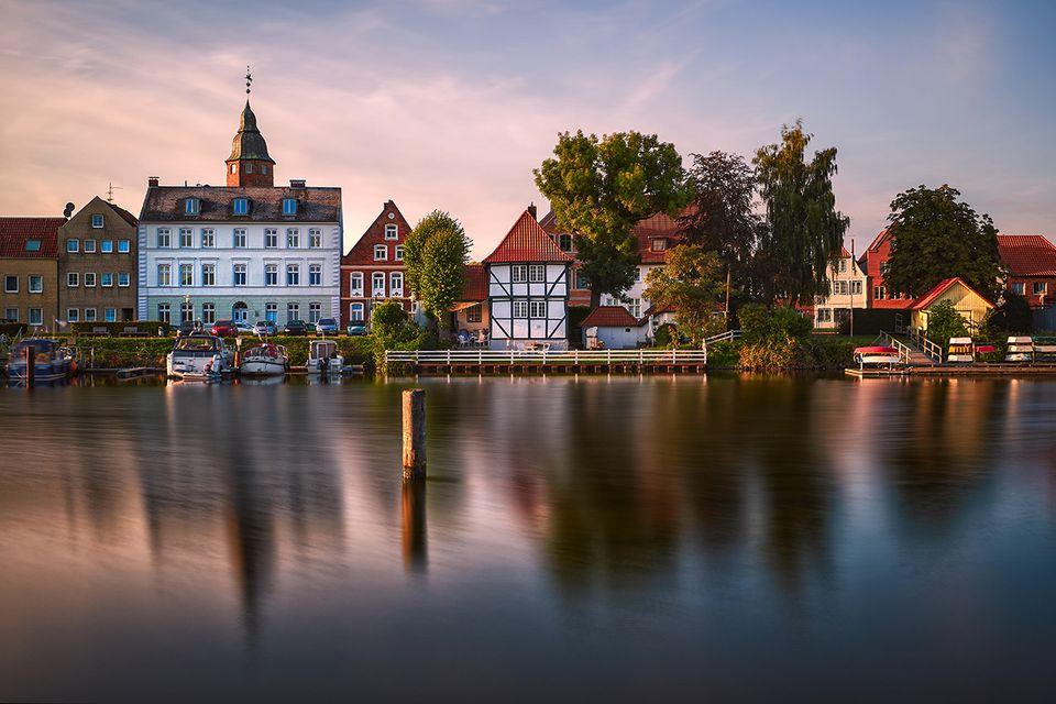 Glückstadt, Elbe