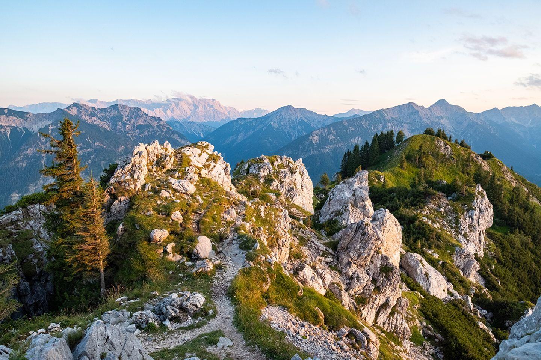 Ammergauer Alpen, Teufelstaettkopf