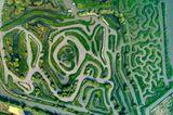 Das Wasser-Labyrinth auf dem Dazhong-See