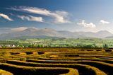 Das Labyrinth des Friedens in Nordirland