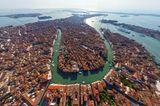 Canal Grande, Venedig
