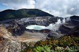 Poás Vulkan, Costa Rica