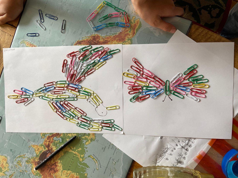 Von Joachim, 9 Jahre, aus Colomiers in Frankreich