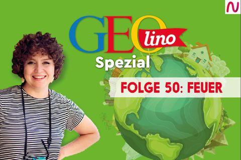 GEOlino Spezial - der Wissenspodcast: Folge 50: Feuer
