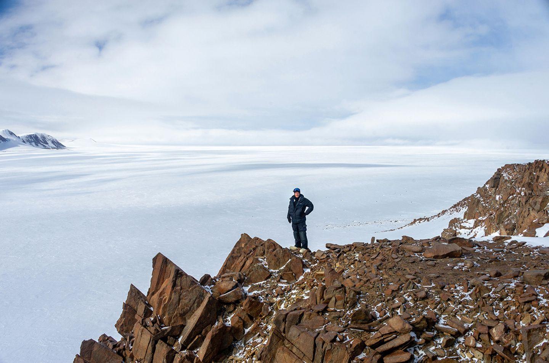"""Meteoriten: Alexander Gerst unterwegs mit den """"Hells Angels der Antarktis"""" - Bild 2"""