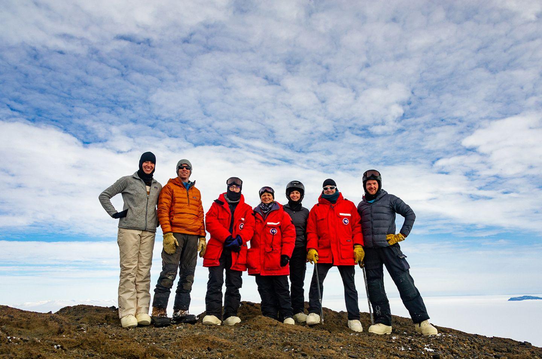 """Meteoriten: Alexander Gerst unterwegs mit den """"Hells Angels der Antarktis"""" - Bild 3"""