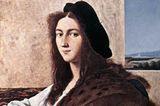 Raphael - Das Porträt eines jungen Mannes