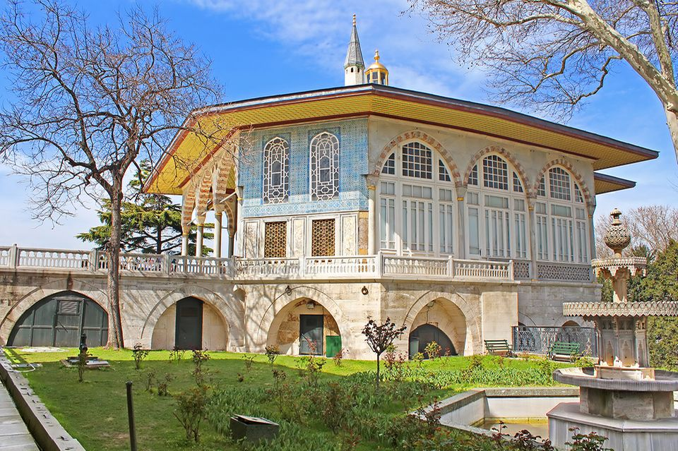Topkapi-Palast, Istanbul