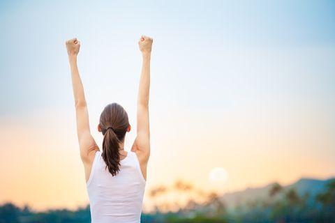 Sieg über Krebs