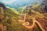 Sani Pass, Drakensberge