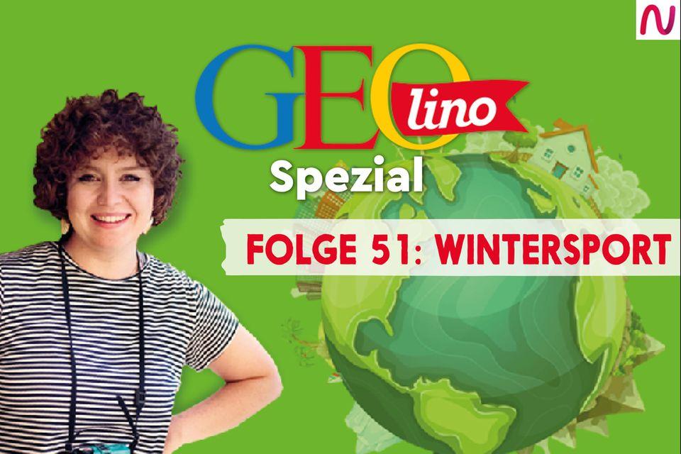 GEOlino Spezial - der Wissenspodcast: Folge 51: Wintersport
