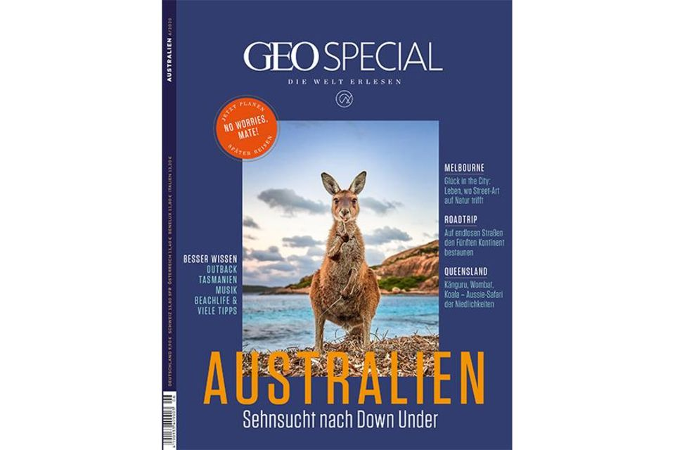 GEO Special Nr. 6 - Australien