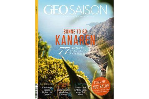 GEO Saison - Kanaren
